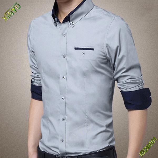 2014 Wholesale Oem White Fancy Best Men Dress Shirt Brands - Buy ...