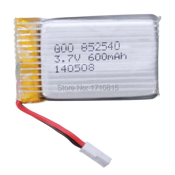 3.7V 650mAh 25C Lipo Battery For Upgraded Syma X5C X5 RC Quadcopter Helicopters