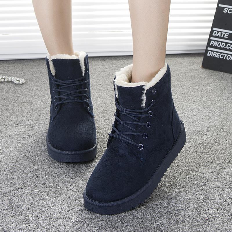 Women Shoes Punk Lace Thick Bottom Lady Grey