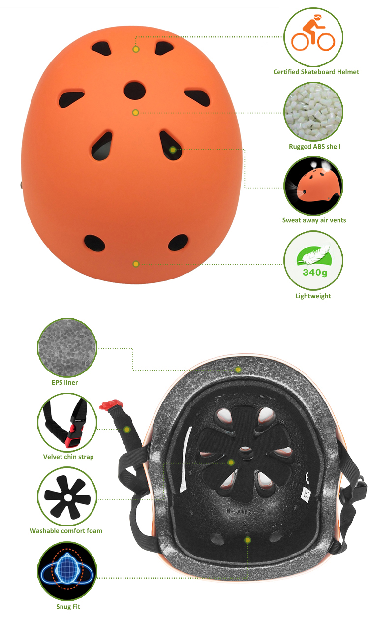 urban bicycle helmets AU-K003 Details 9