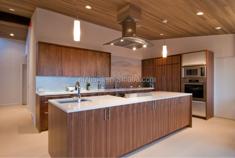 Customized Kitchen Cabinets free design, customized kitchen cabinet with laminated sheet