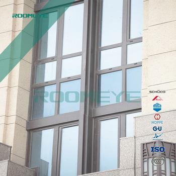 Aluminum Profile Outward Opening Windows And Doors Hollow