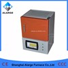 Gold melt Silver Scrap recovery mini melting electric furnace