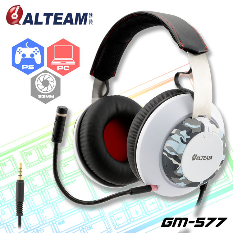 Distributors wanted name brand wired headset with mic for playstation 4