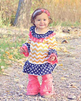 So Cute!american Girls Boutique Clothing For Toddler Girls Cotton ...