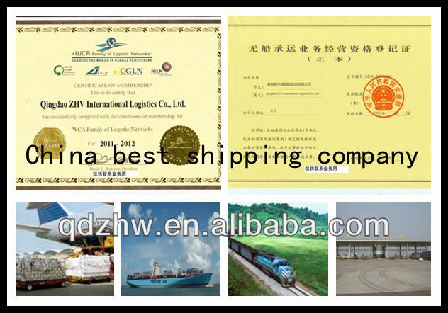 Sea Shipping /WCA member/Qingdao ZHV International Logistics Co.,Ltd/lowest price /best service/From Qingdao to Uruguag