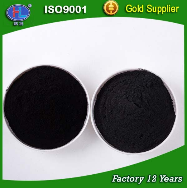 100% Food Grade Activated Charcoal Powder To White Smell