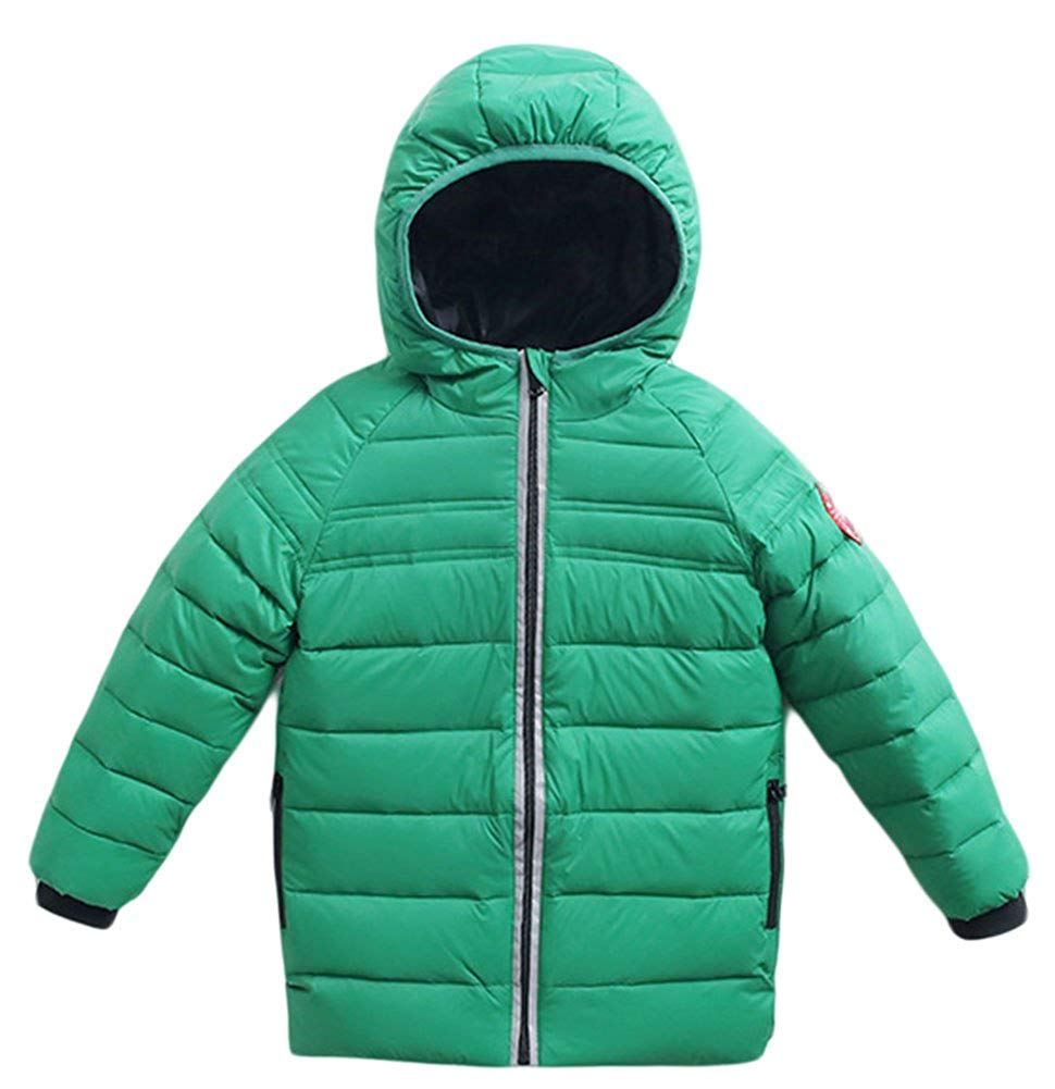 Qiangjinjiu Men Packable Lightweight Insulated Puffer Down Jacket Winter Coat