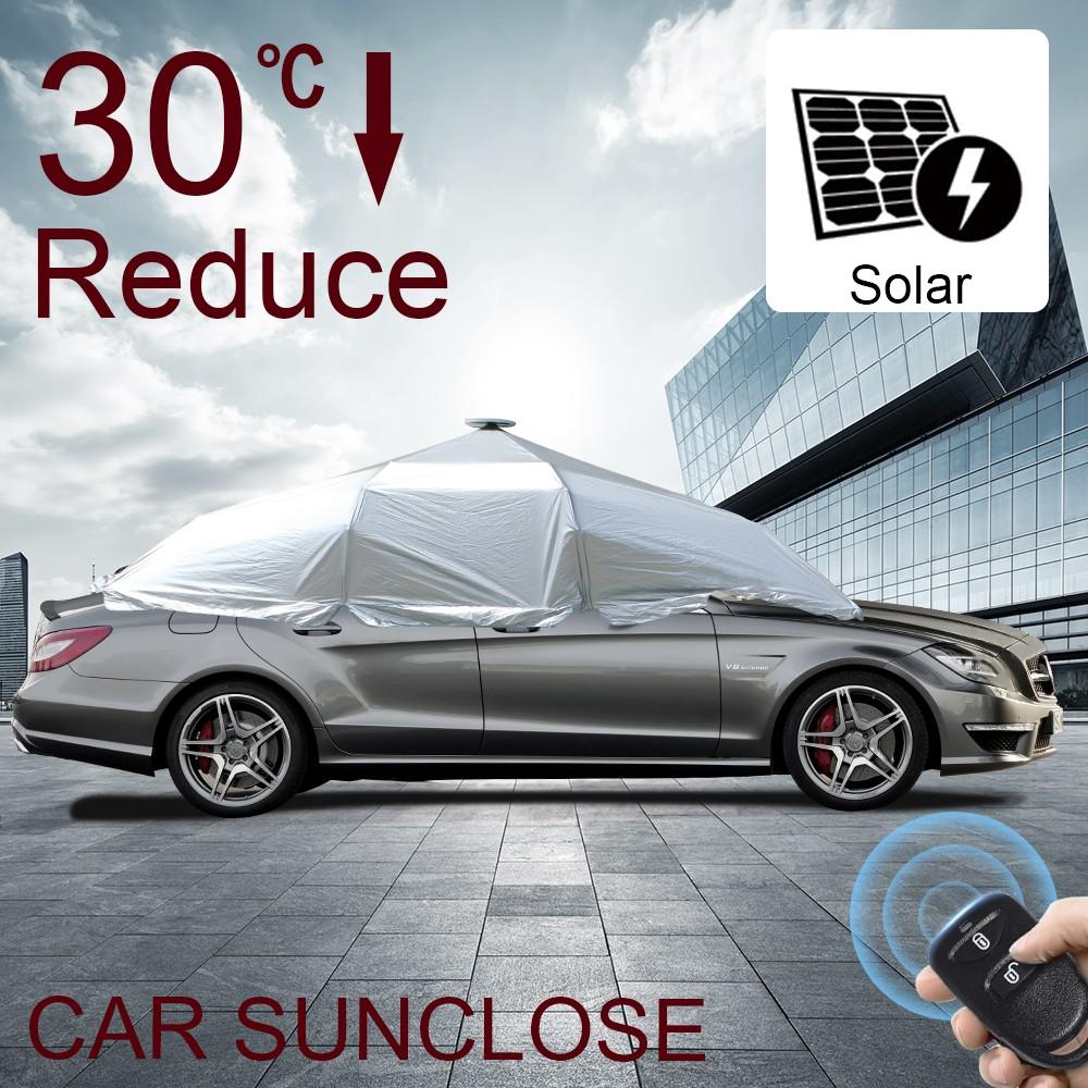 Neu Limousine Autozelt Autotent Sonnenschutz Autogarage