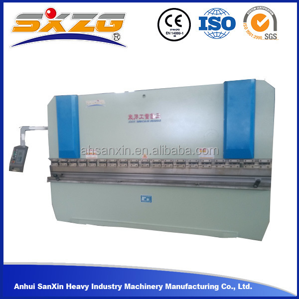 2015 Hot selling WC67Y high quality steel plate folding machine with reasonable price