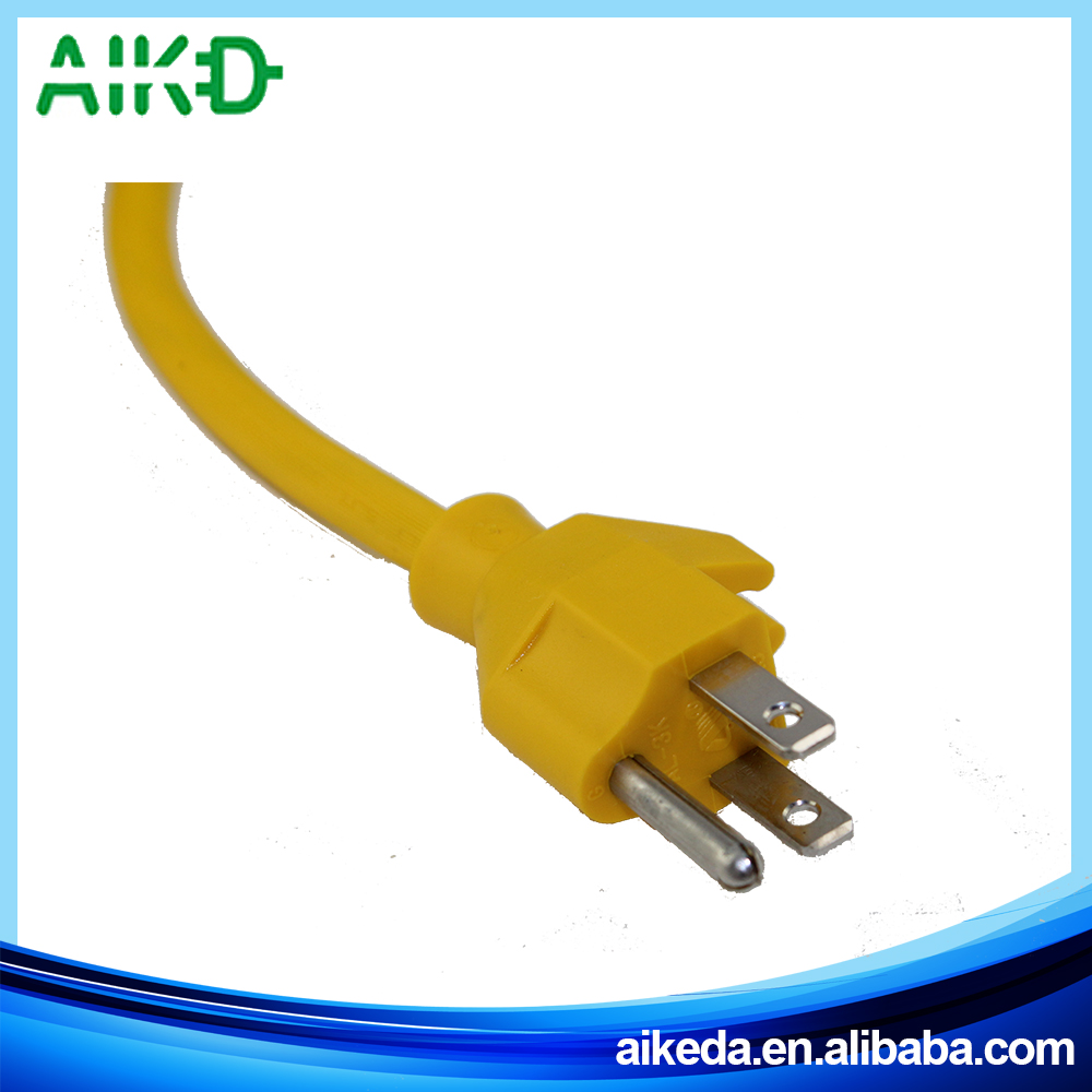 Professional Multifunctional New design 2/3Pin South Africa Tested Power Cable