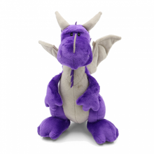 promotional high quality purple dragon toy
