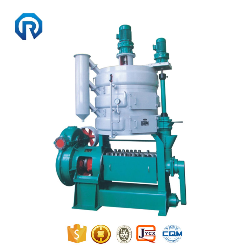 Large Capacity Peanut Oil Press Machine / Oil Extraction Machine/screw Oil Press