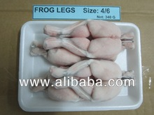 FROZEN FROG LEGS SADDLE ON 2-3 CM