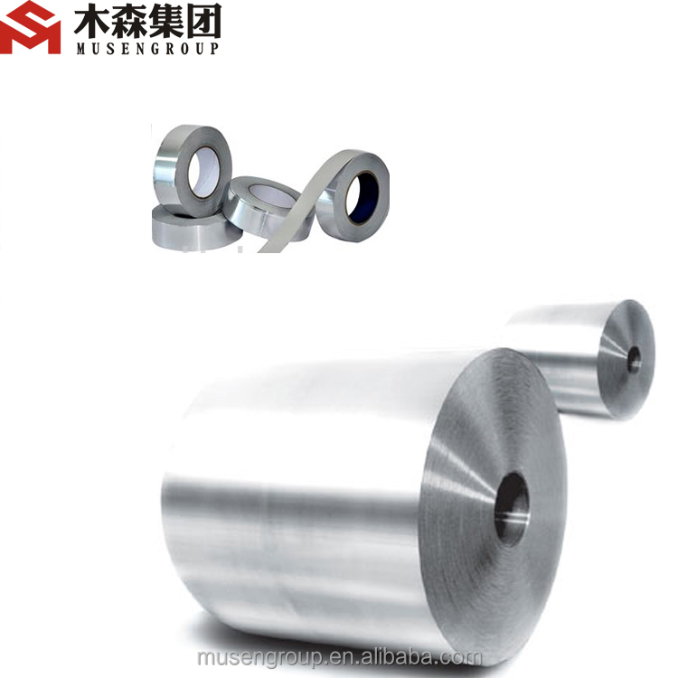 Musen Roll Type and Soft Temper Jumbo Aluminum Foil Roll Price