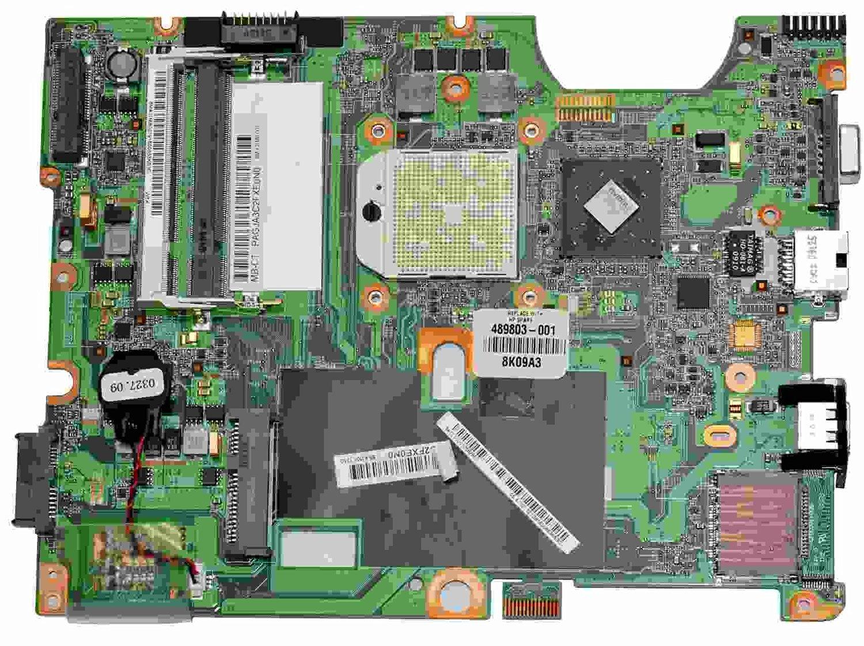 489803-001 HP COMPAQ PRESARIO CQ50 AMD Laptop Motherboard
