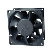 80mm Bitcoin Miner Koelsysteem 12 volt Dc Borstelloze Ventilator 8038 80x80x38mm 24v dc cooling fan motor