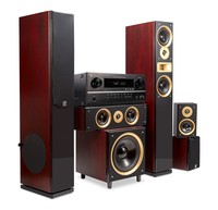 5.1 ch Home Theater System With Active Subwoofer