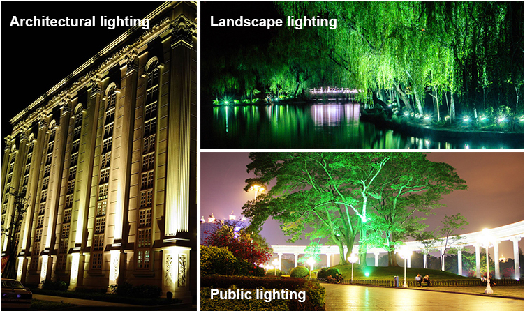 Super Bright RGB 30W IP66 Ultra Slim Wifi Tuya Bluetooth Mesh Flood Light Garden LED Flood Light