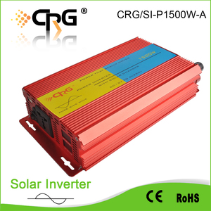 CRG 15000w inverter with 120a mppt controller