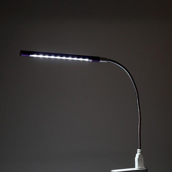 Ultra Bright Portable Flexible Mini 10 Led Usb Light Computer Lamp ...