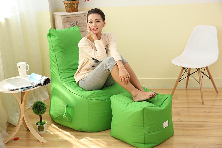 Lazy Bag Sofa Sitzsack Indoor Bean Bag Giant Cushion Promotion Chair