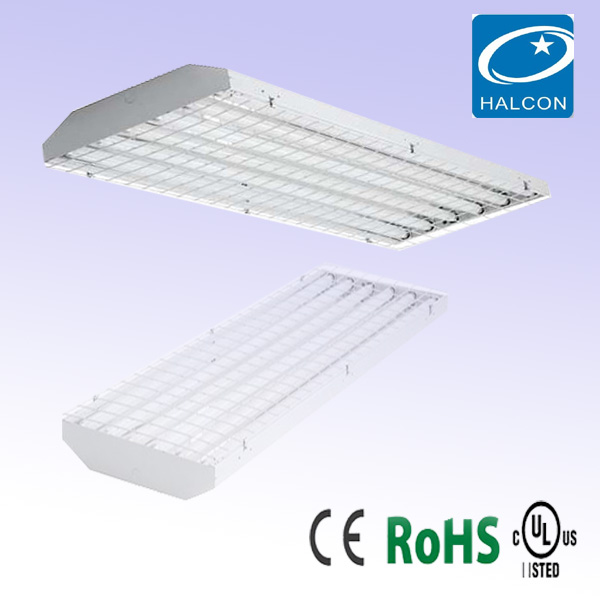 T5 t8 UL CUL ROHS CE high quality miro 4 reflector High bay led office led lighting