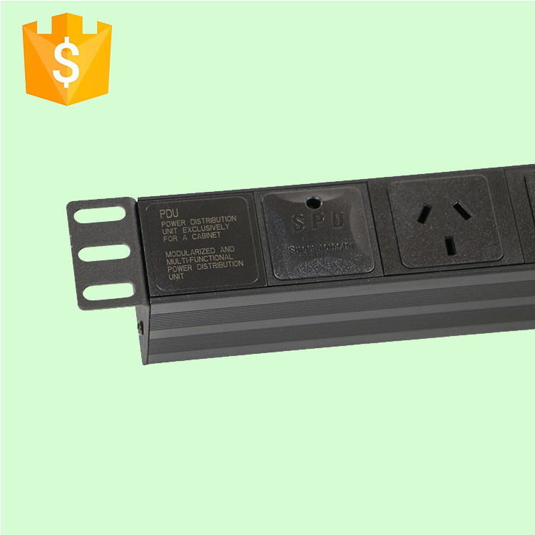 IEC Power Outlets Integrated French Socket PDU