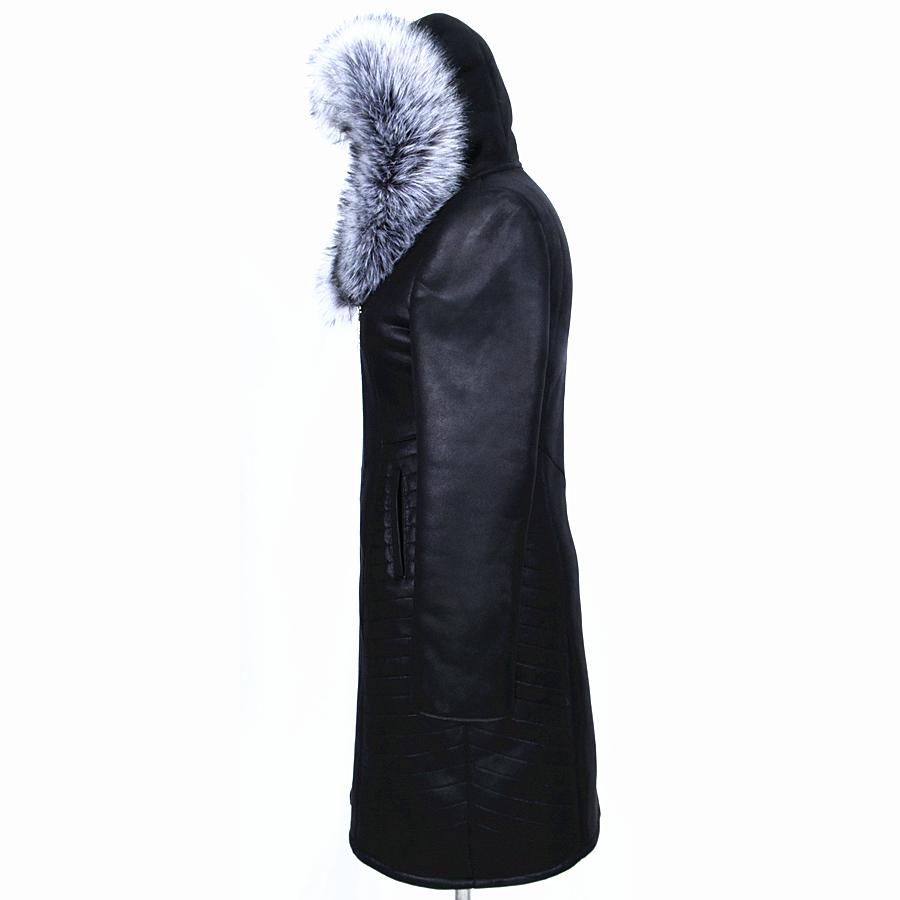 9e4256d1aae16 Factory direct supply winter long Faux Fur coat women Large size ...