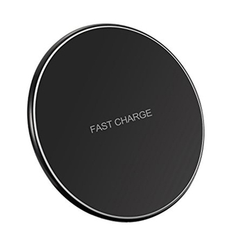 Custom Ultra Slim Fantasy Portable Pad Qi Wireless Charger For Samsung/Iphone
