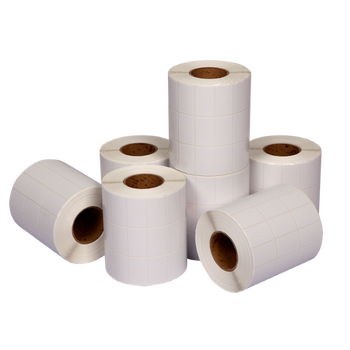 Customer Size Adhesive Labels Directly Thermal Paper Label Sticker Rolls