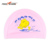 High quality custom PU swimming caps for kids