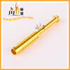 JL-004 Jiju Jinlin Glass Pipe Smoking Crack Metal Smoking Pipes Parts
