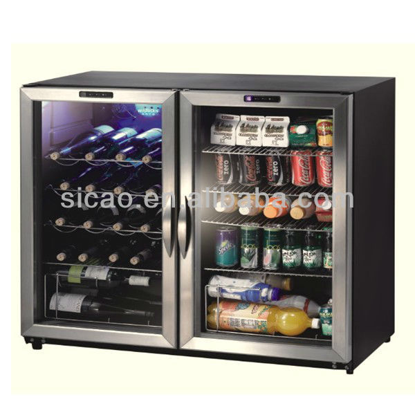 Bottle Cooler Glass Door, Bottle Cooler Glass Door Suppliers And  Manufacturers At Alibaba.com