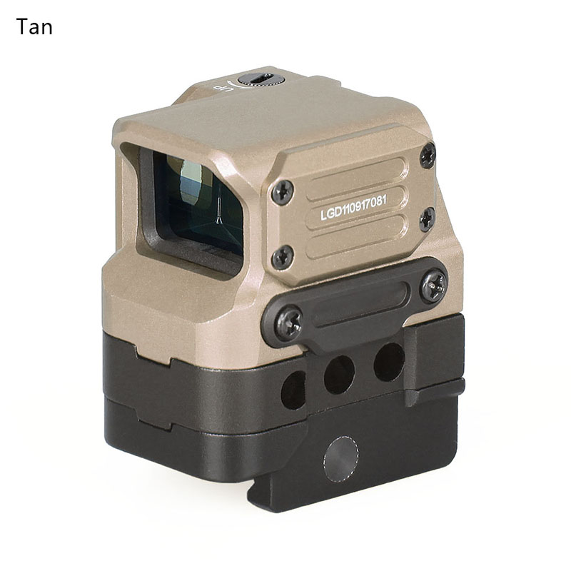 tactical FC1 Prismatic Red Dot Sight rifle scope for hunting HK2-0116