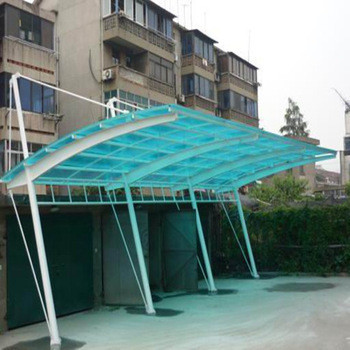 car canopy for one car