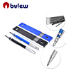 Personalized metal mechanical pencils set