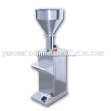 High quality!Pneumatic small-scale high viscosity vials liquid filling machine