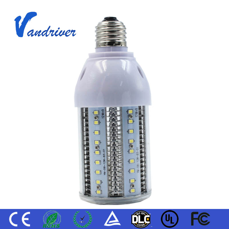 LED Garden Working Lights Housing12W CL-12W 1320lm 6000K E26 E27 Outdoor Waterproof LED Corn Light High Mast Lamps