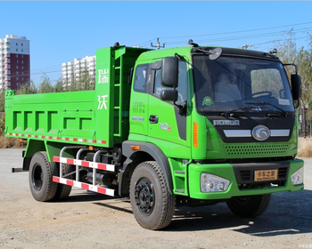 factory NEW Foton 4x2 120hp mini 10 tons tipper dump truck for sale
