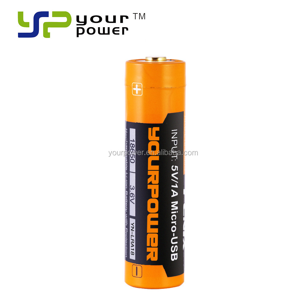 Emergency Lithium Ion Wholesale Suppliers Alibaba Xpower 18650 2600mah Liion Battery W Protection Circuit Free