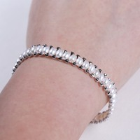 New Fashion Freshwater Natural Small Pearl Beaded Bracelet For Women