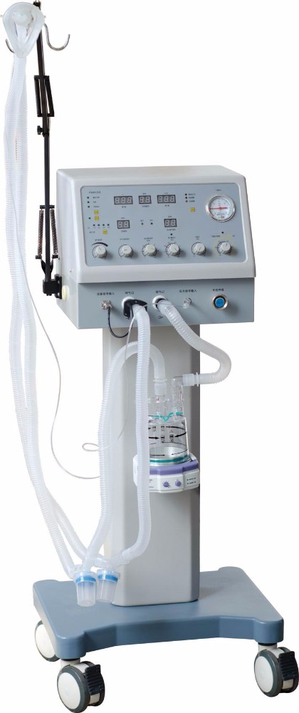 PA-500 Medical ICU Ventilator Machine Price/ Medical Ventilator