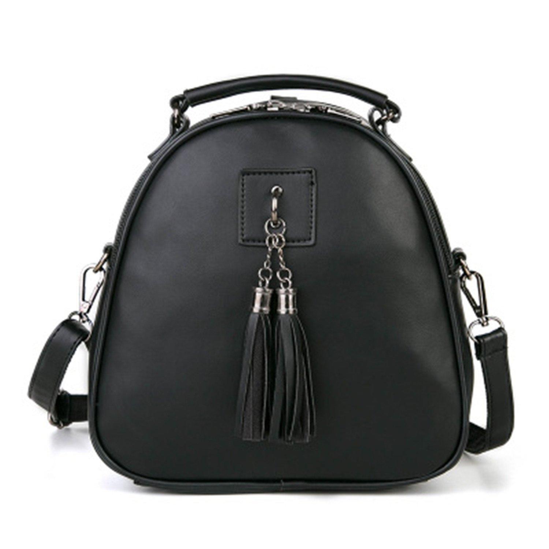 Susie Zechariah Brand Women Pu Leather Backpack Casual Femalesel Travel Bag Fashion Shoulder Bag Waterproof School Backpack For Girls