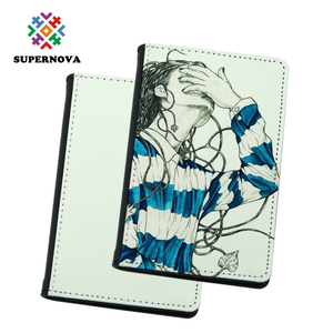 High Quality Sublimation Passport Holder, Personalized Passport Case, Sublimation Blank Passport Cover Book