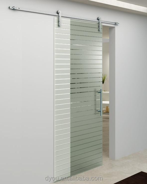 Factory High Quality Aluminum Glass Saloon Doors