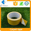 High adhesive double Sided Seaming Carpet Tape
