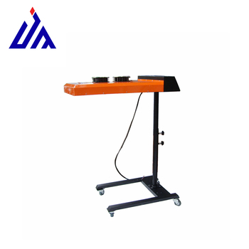 Movable Flash Dryer For T-shirt Screen Printing