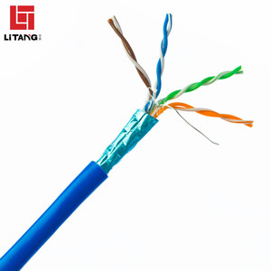 BEST PRICE 8 pair cat5 24awg utp ftp cat5e cable lan cable 305m