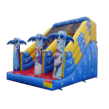 160126092 High quality durable used inflatable water slide for sale